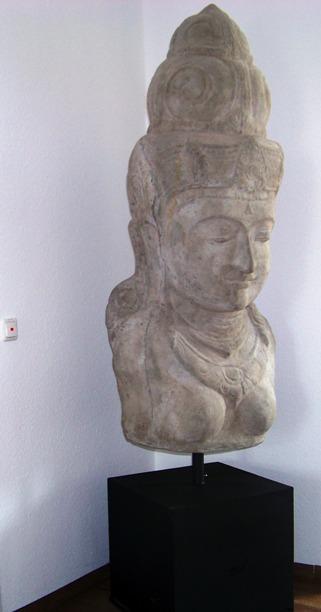 Deko Skulptur Wellness